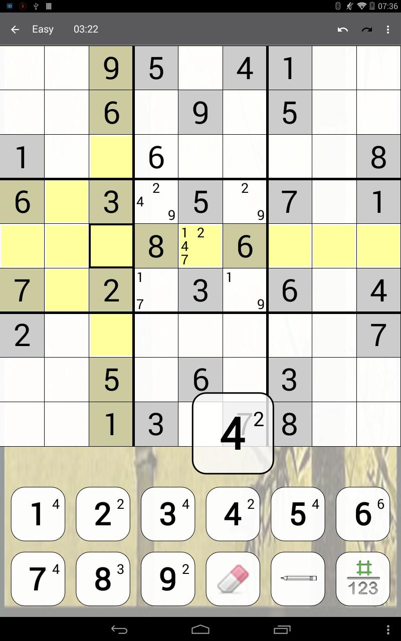 Sudoku Premium Screenshot 7