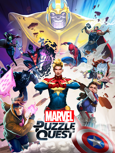 Marvel Puzzle Quest screenshot 13