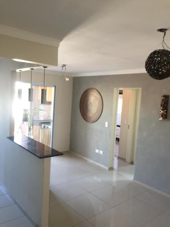 Apartamento com 2 dormitórios à venda, 54 m² por R$ 240.000 - Novo Osasco - Osasco/SP