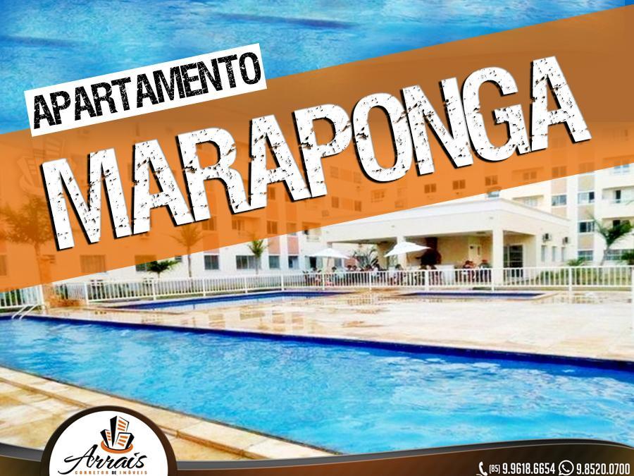 Apartamento no Lagune Maraponga