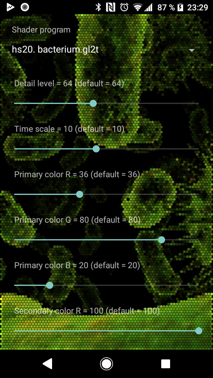 HexShaders Premium Screenshot 0