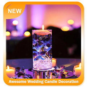 Download Awesome Wedding Candle Decoration for Windows Phone