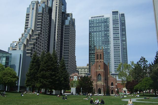 Attractions in SoMa