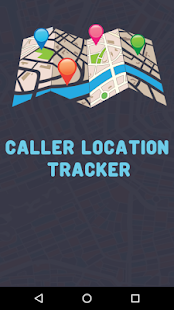 Mobile Caller Location Tracker - screenshot