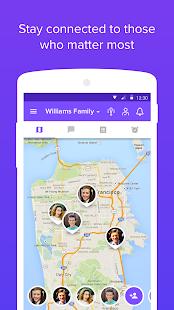 Семейный трекер — Life360 Screenshot
