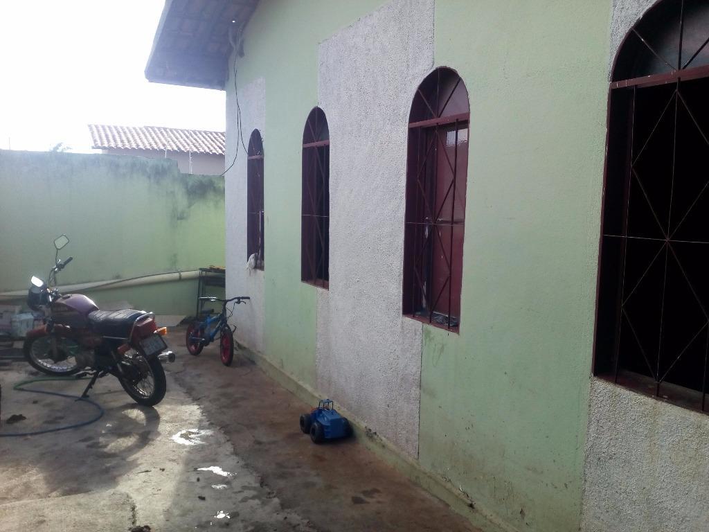 Casa residencial à venda, Jardim Uberaba, Uberaba.