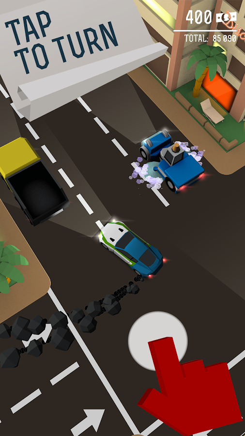 Drifty Chase Screenshot 0