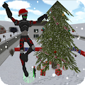 Christmas Rope Hero 3 icon
