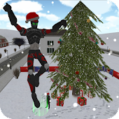 Game Christmas Rope Hero APK for Windows Phone