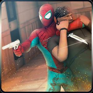 Spider Secret Stealth Mission Online PC (Windows / MAC)