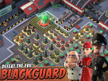 Game Boom Beach APK for Windows Phone