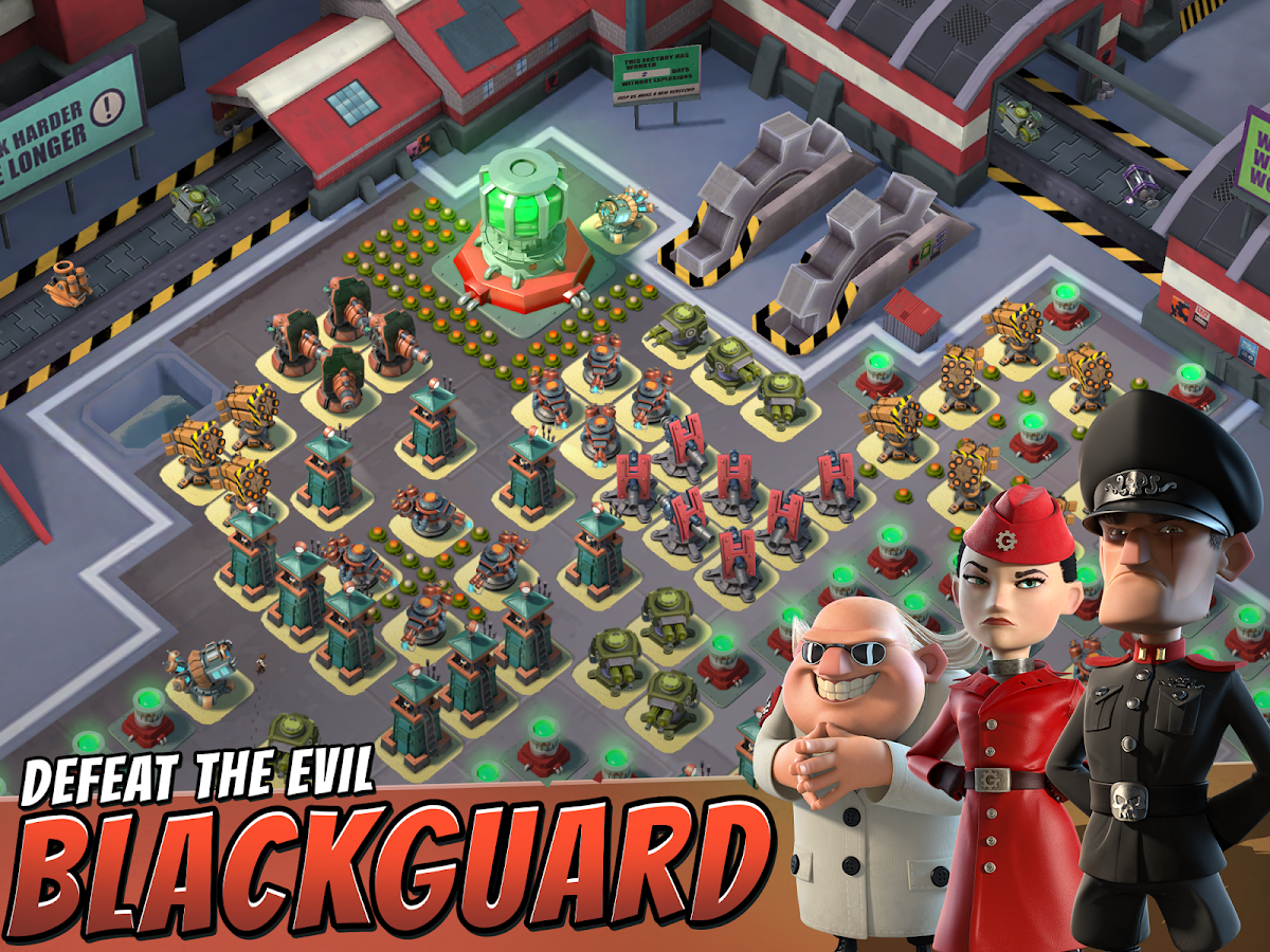 Boom Beach Screenshot 6