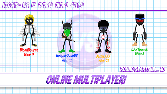 Game Gun Fu: Stickman 2 APK for Kindle