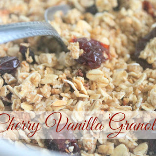 Vanilla Cherry Granola Recipes