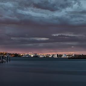 .. by West Aus Storms . - Landscapes Weather ( weather, sunrise, seascape, thnuderstorm, storm,  )