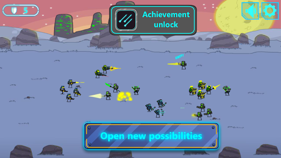 Invasion HD - screenshot