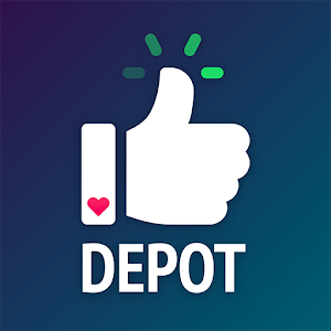 Like Depot – Buy Likes, Followers & more. For PC (Windows & MAC)