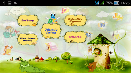 KidsEnglish - screenshot
