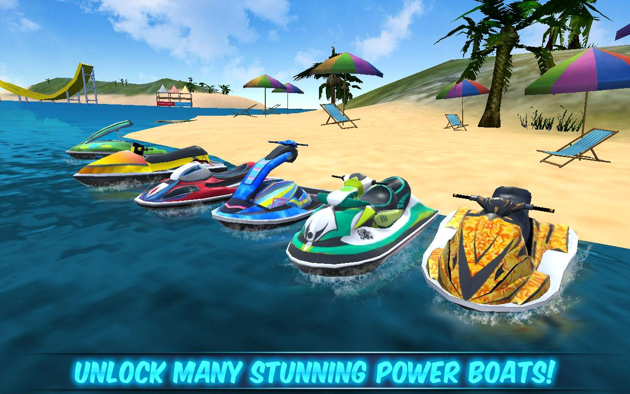 Extreme Power Boat Racers Screenshot 4