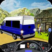 Game Off Road Tourist Van Simulator 3D APK for Windows Phone