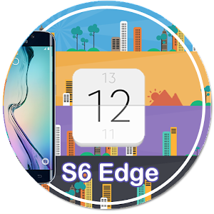 Flip Clock for S6 Edge (Plus)