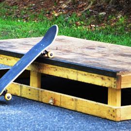 by Tatyana Jones - Sports & Fitness Skateboarding