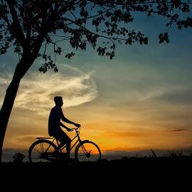 by Lintang Respati - Transportation Bicycles