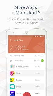 GO Speed (Clean & AppLock) for Lollipop - Android 5.0