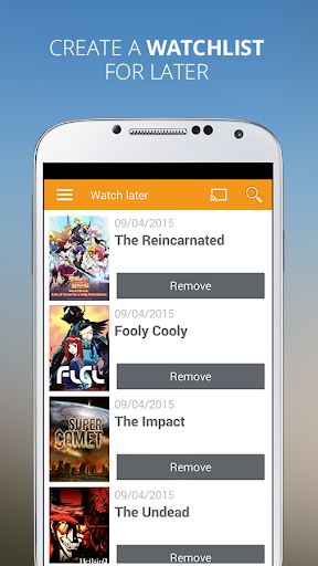 Viewster – Movies, TV & Anime For PC