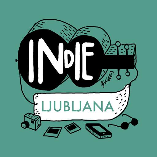 Android aplikacija Indie Guides Ljubljana na Android Srbija