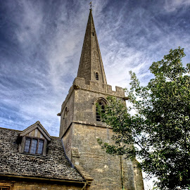 Stanton Church  by Mark West - Buildings & Architecture Places of Worship