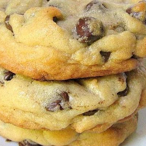 Colossal Chocolate Chip Cookies
