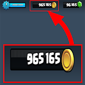 App Hack for Clash Royale New Unlimited (Prank) apk for kindle fire