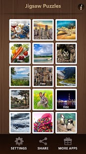 Awesome Jigsaw Puzzles - screenshot