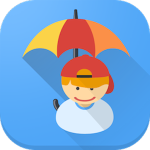 The Best Screen Time Control and Personal Safety App for Kids APK Icon