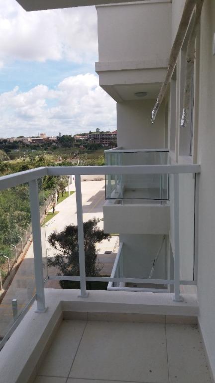 Apartamento com 2 dormitórios à venda, 61 m² por R$ 210.000,00 - Jardim do Lago - Uberaba/MG