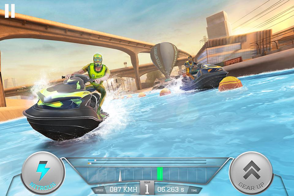 Top Boat: Racing Simulator 3D Screenshot 1