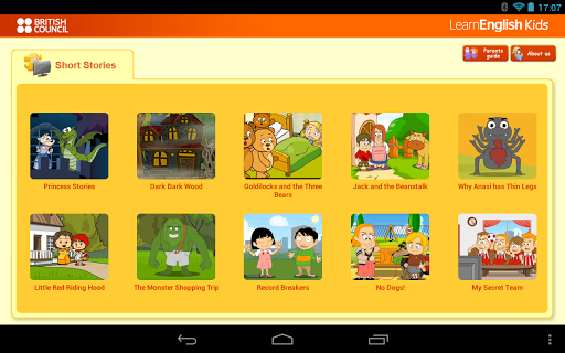 LearnEnglish Kids: Videos screenshot 6