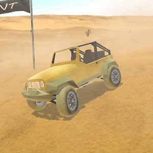 Desert Race for Android