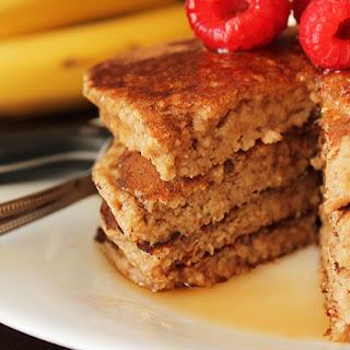 Banana Oat Flour Pancakes Recipes