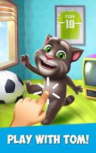My Talking Tom APK for Kindle Fire