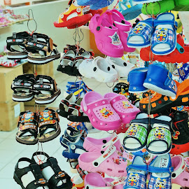 Children Shoes by Koh Chip Whye - Artistic Objects Clothing & Accessories (  )