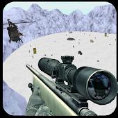 Snow Sniper Shooting APK for Bluestacks