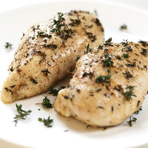 Lemon-Thyme Baked Chicken