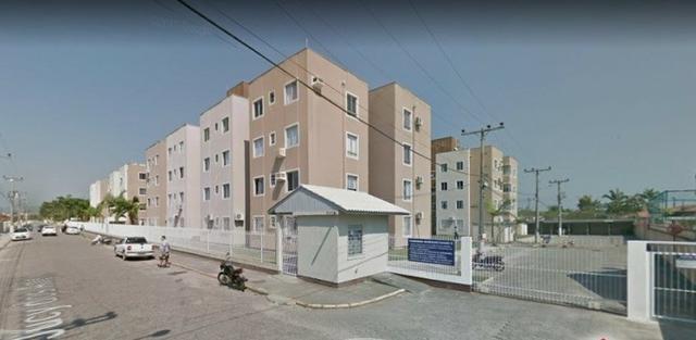 Apartamento com 2 dormitórios à venda, 51 m² por R$ 190.000 - Centro - Tijucas/SC