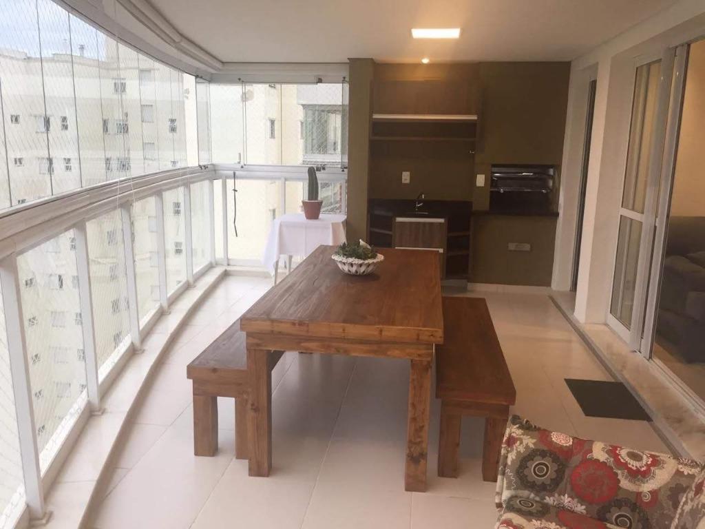 [Apartamento com 4 dormitórios à venda -  Jardim Bonfiglioli - Jundiaí/SP]