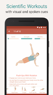 Seven 7 Minute Workout Training Challenge Screenshot Thumbnail