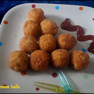 Potato Cheese Balls Recipes