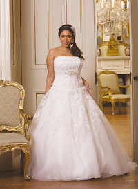 D1422-C Wedding Dress