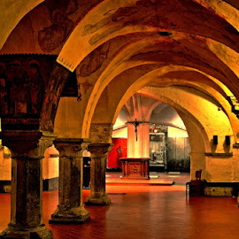 The Crypt by Francis Xavier Camilleri - Buildings & Architecture Places of Worship